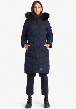 LUBECK  - Płaszcz zimowy - dark blue