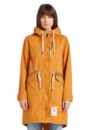 NANDA - Parka - dark yellow