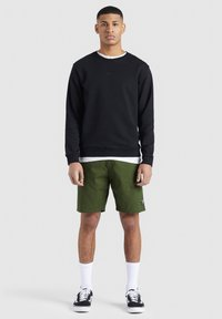 khujo - AIAS - Shorts - olive - 1