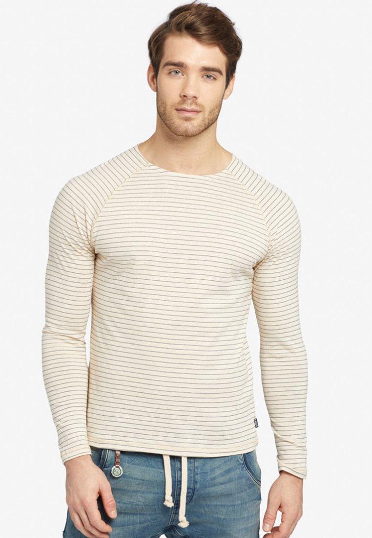 khujo - NIRVAL - Langarmshirt - beige