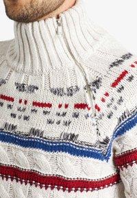 khujo - AMARYL - Pullover - off-white - 4