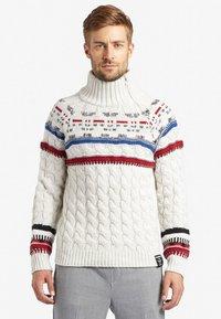 khujo - AMARYL - Pullover - off-white - 0