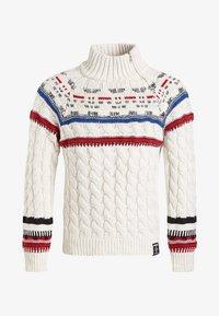 khujo - AMARYL - Pullover - off-white - 7