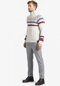 khujo - AMARYL - Pullover - off-white - 1