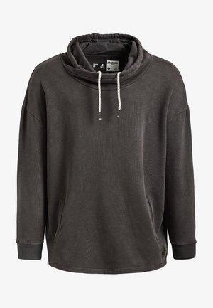 TAPES - Sweatshirt - dark brown