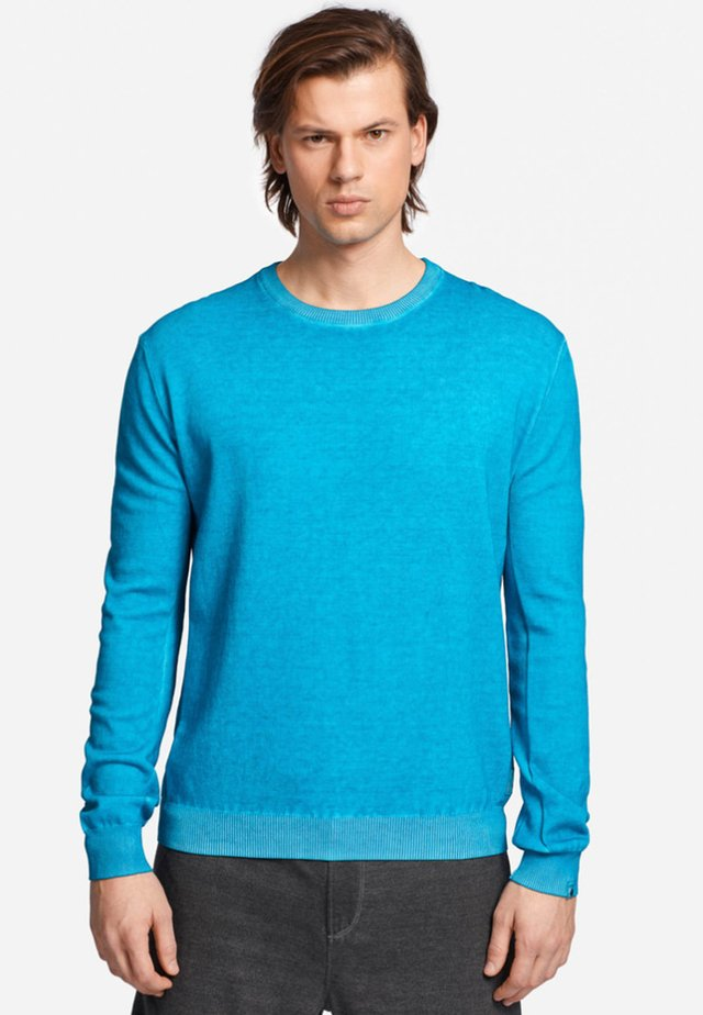 LYSOS  - Sweater - blue