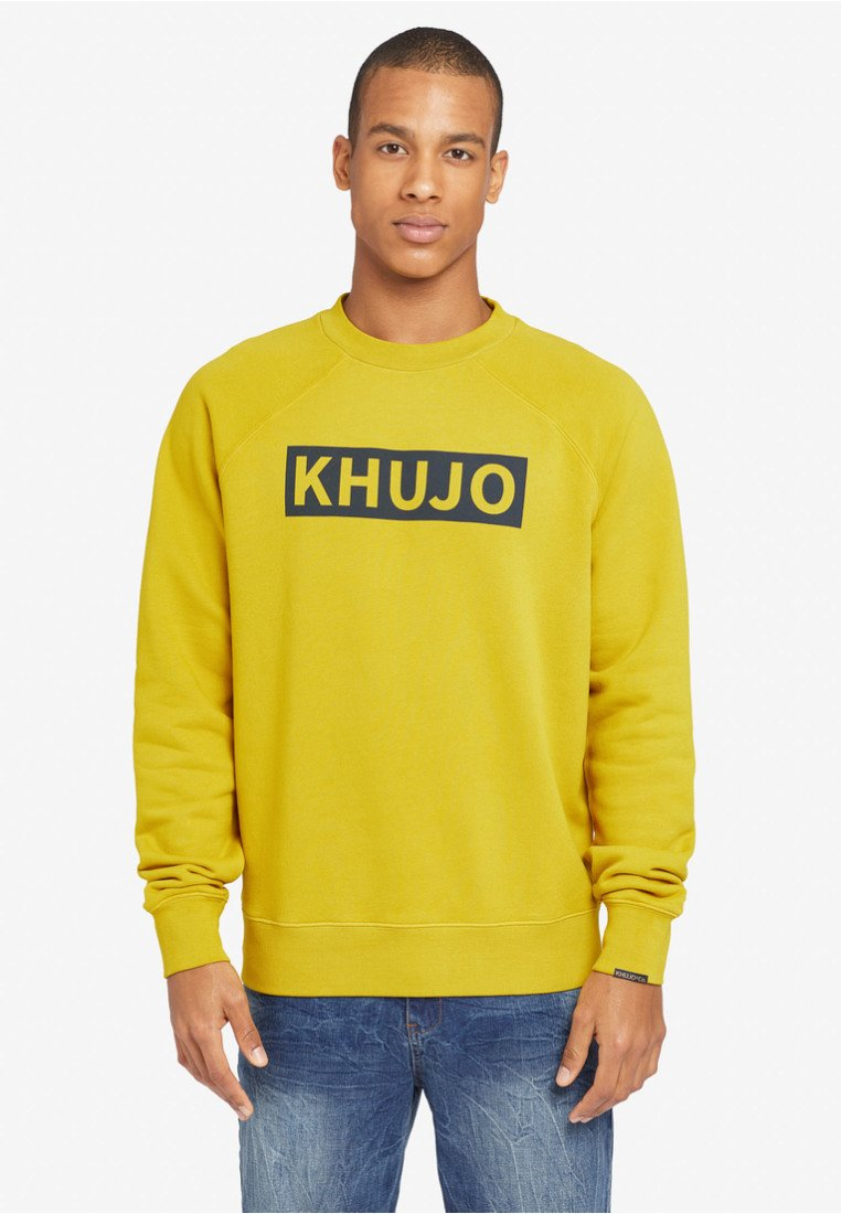 khujo ELIAZ - Bluza - yellow