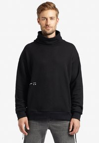khujo - WARLOCK - Sweater - black - 0