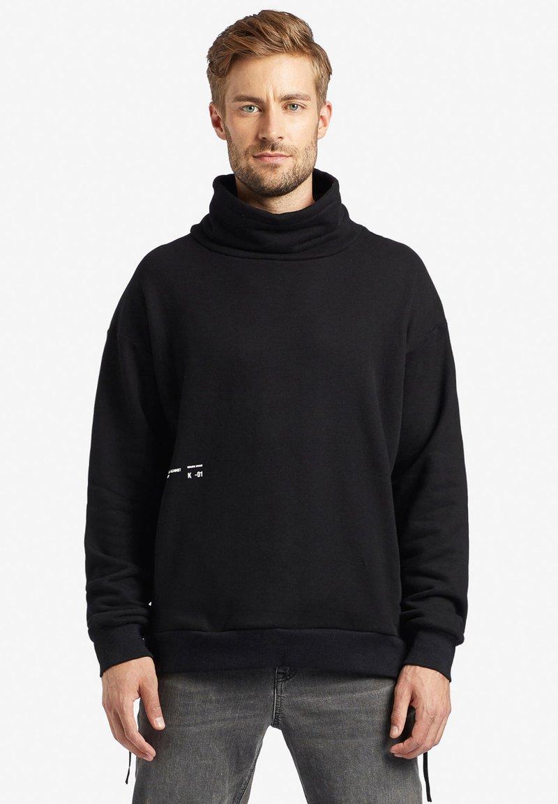 khujo - WARLOCK - Sweatshirt - black