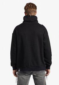 khujo - WARLOCK - Sweater - black - 2