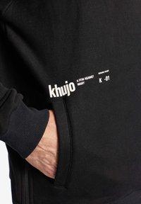 khujo - WARLOCK - Sweater - black - 4