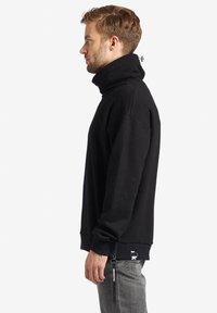 khujo - WARLOCK - Sweater - black - 3