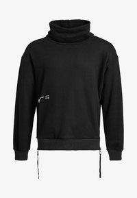 khujo - WARLOCK - Sweater - black - 7