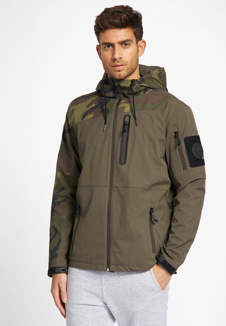 khujo - ENRICO - Summer jacket - oliv