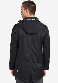 khujo - IMRAN - Impermeable - black - 2
