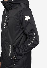 khujo - IMRAN - Impermeable - black - 5