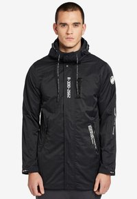 khujo - IMRAN - Impermeable - black - 0