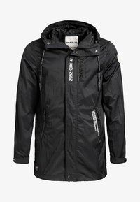 khujo - IMRAN - Impermeable - black - 6