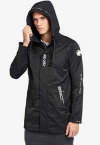 khujo - IMRAN - Impermeable - black - 3