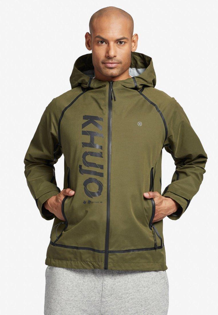 khujo - PHRASE - Waterproof jacket - olive