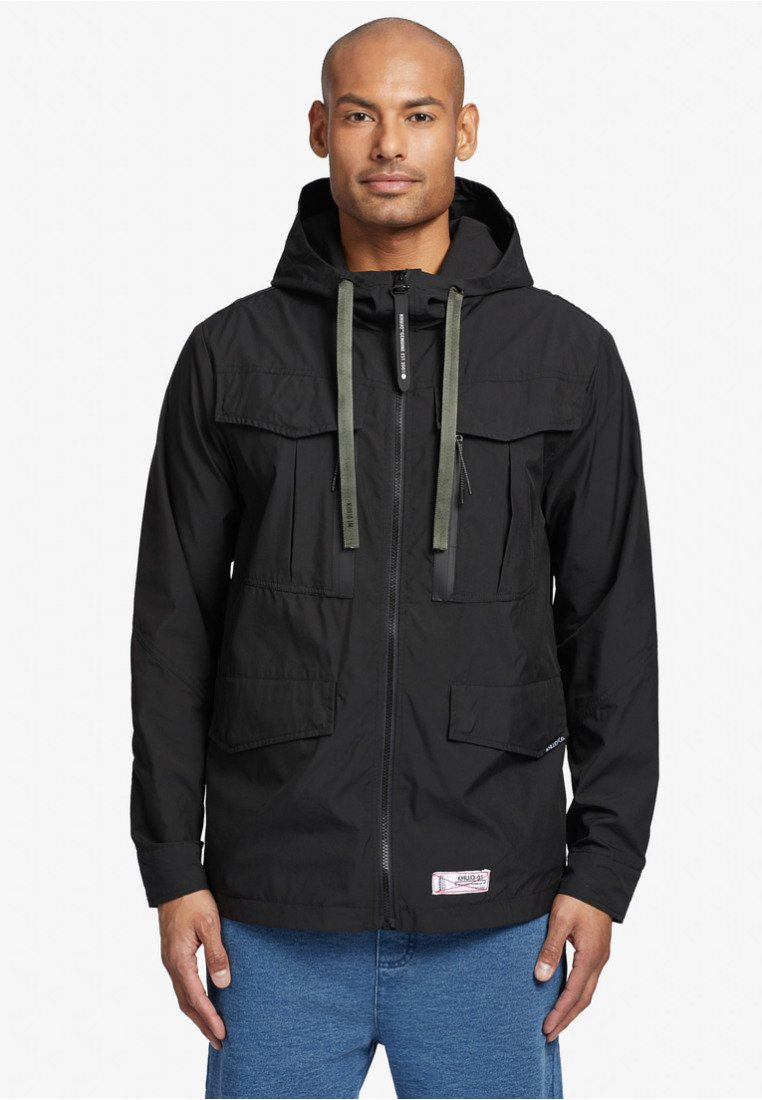 khujo - STEVE - Outdoor jacket - black