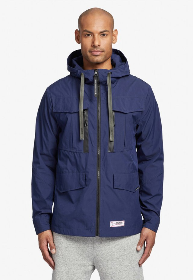 STEVE - Outdoorjas - dark blue