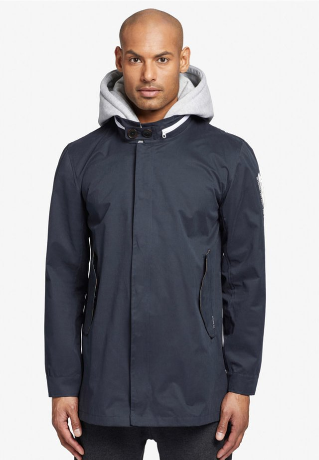 PHOKAS WITH INNER JACKET - Parka - dark blue