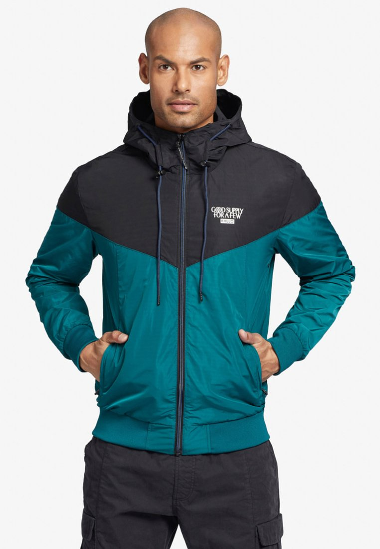 khujo - RONTAX - Outdoor jacket - green
