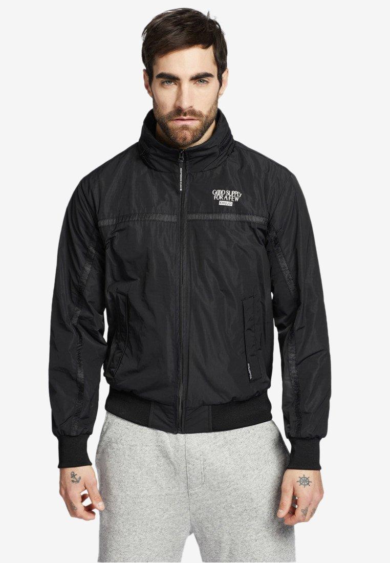 khujo - RINDEG - Training jacket - black