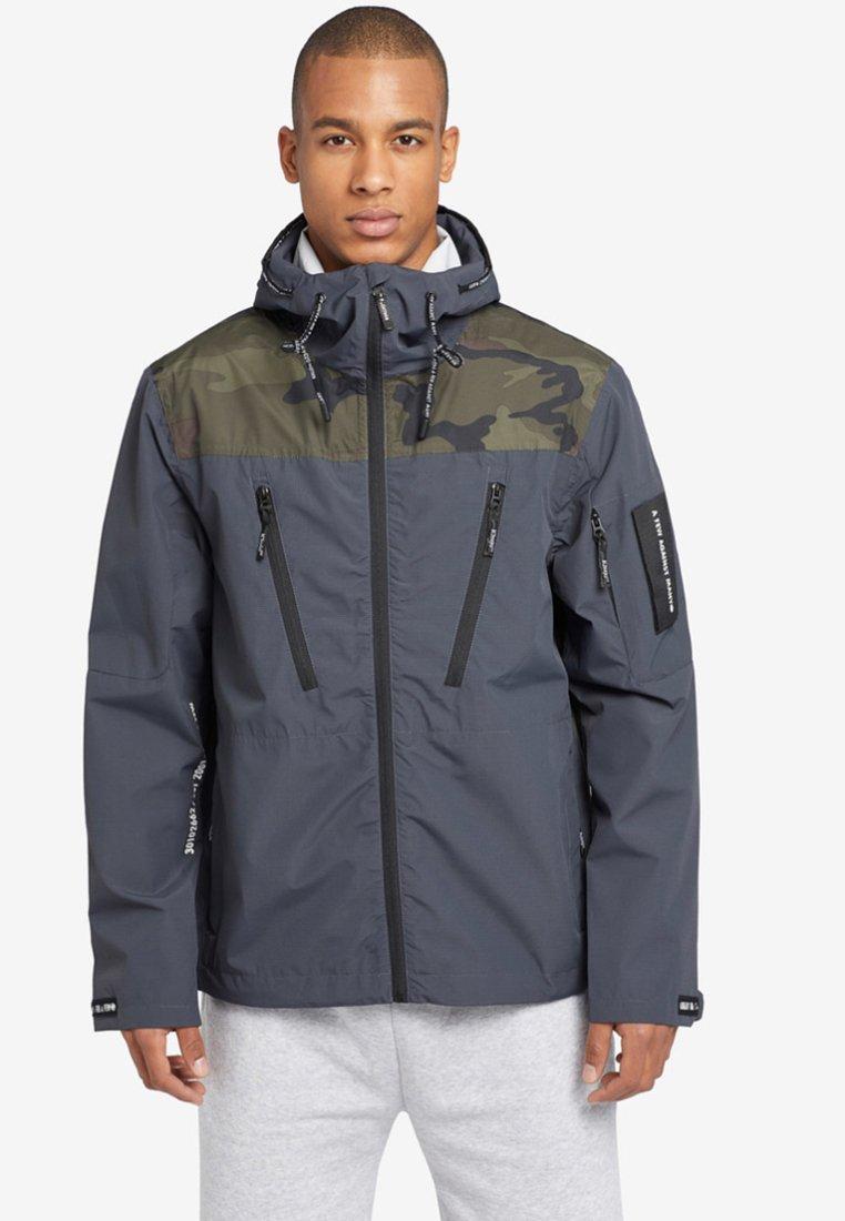khujo - MATTEO - Waterproof jacket - gray