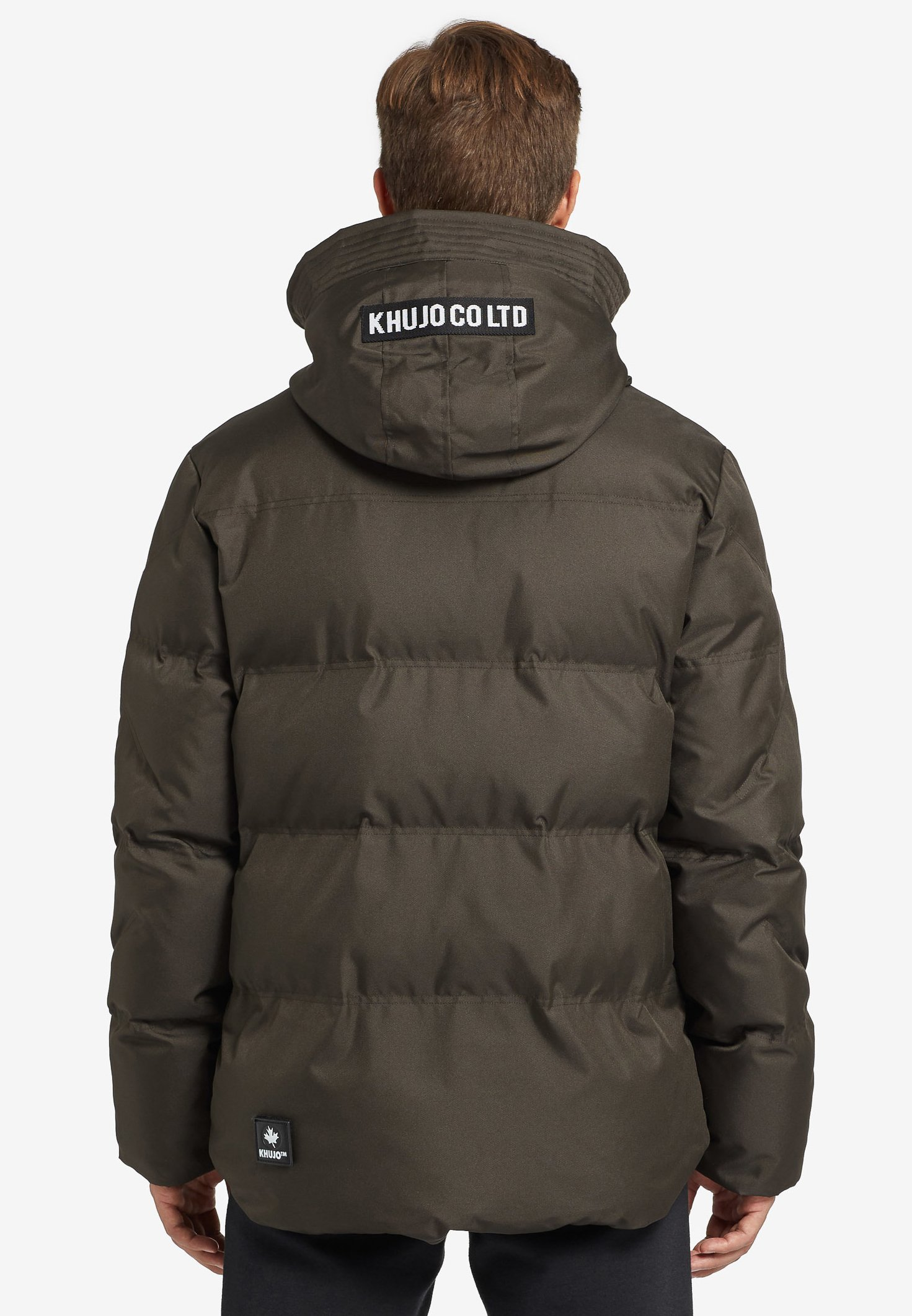Khujo Rubeus - Winterjacke Grey/brown
