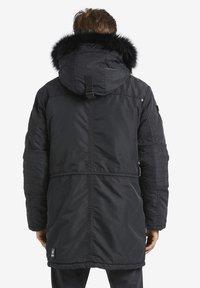 khujo - DUMBLE - Cappotto invernale - black - 2