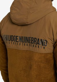 khujo - CALADIN - Fleece jacket - khaki - 6