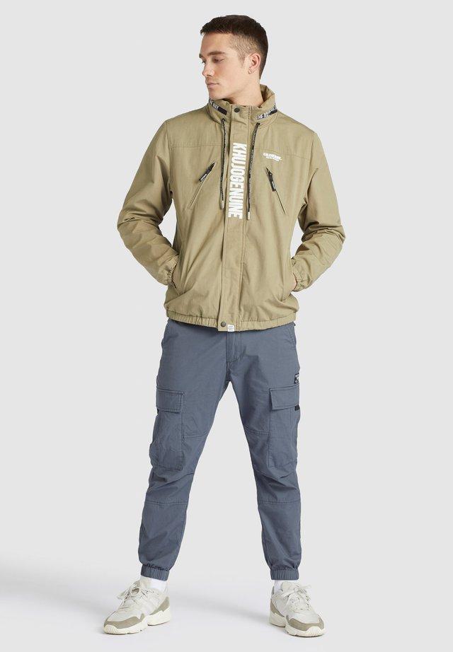 PALE - Summer jacket - beige