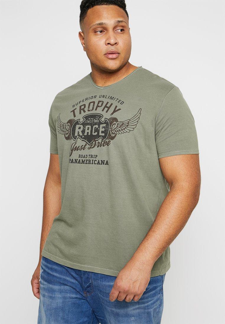 Kitaro - T-shirts print - kalamata