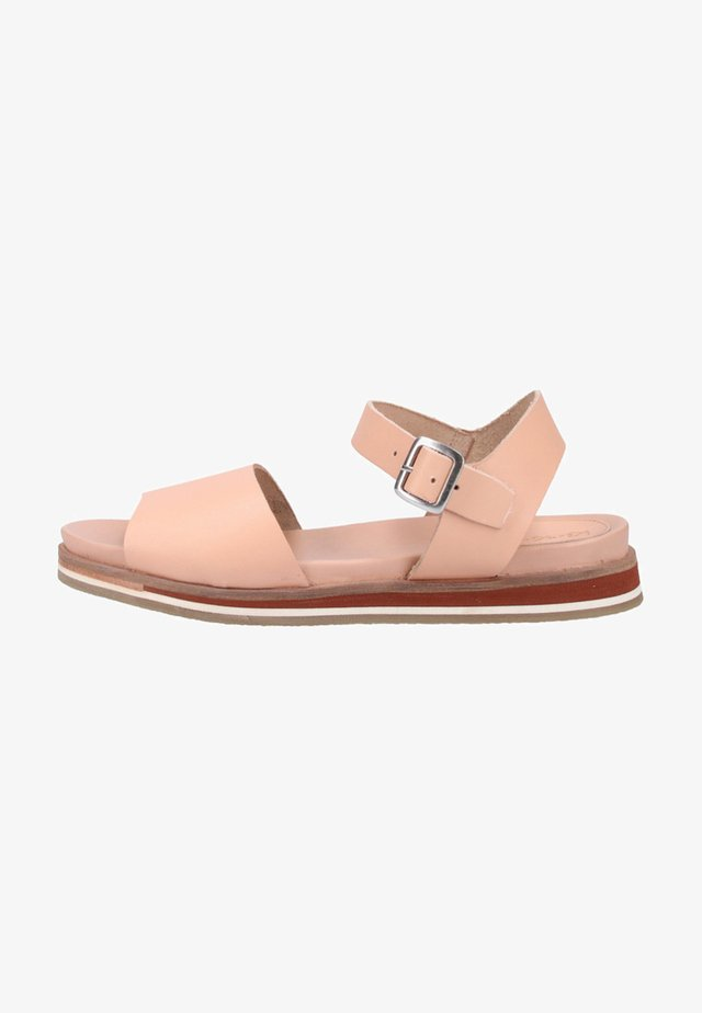 Sandalen - rose/nude
