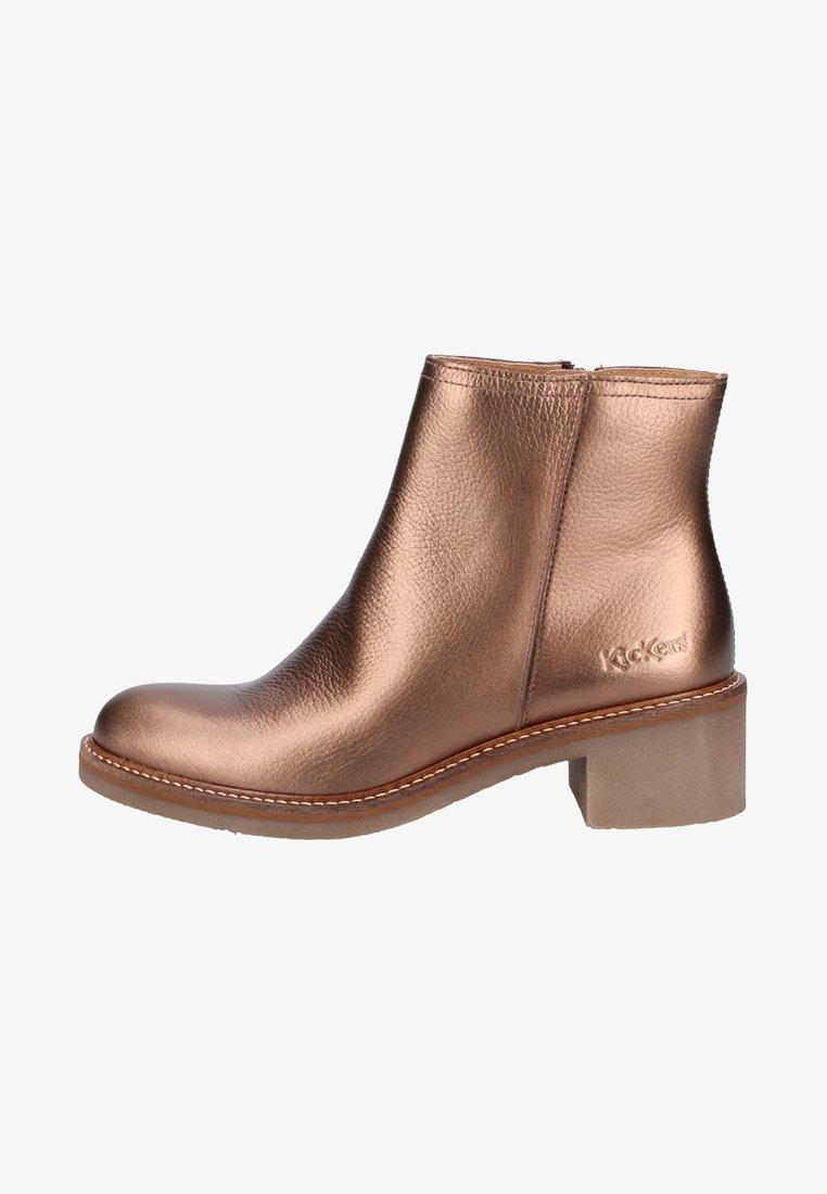 Kickers - Støvletter - bronze