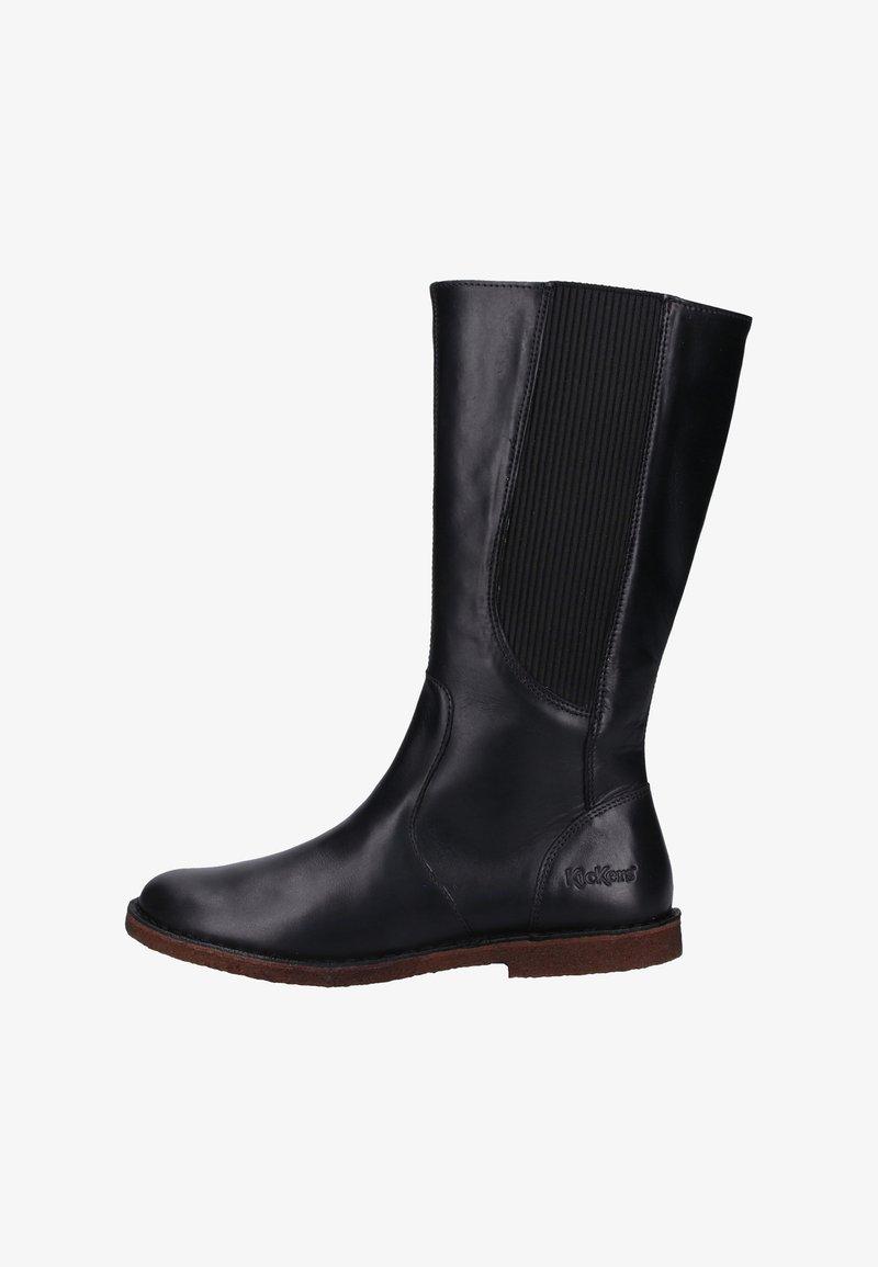 Kickers - Cowboy/Biker boots - black