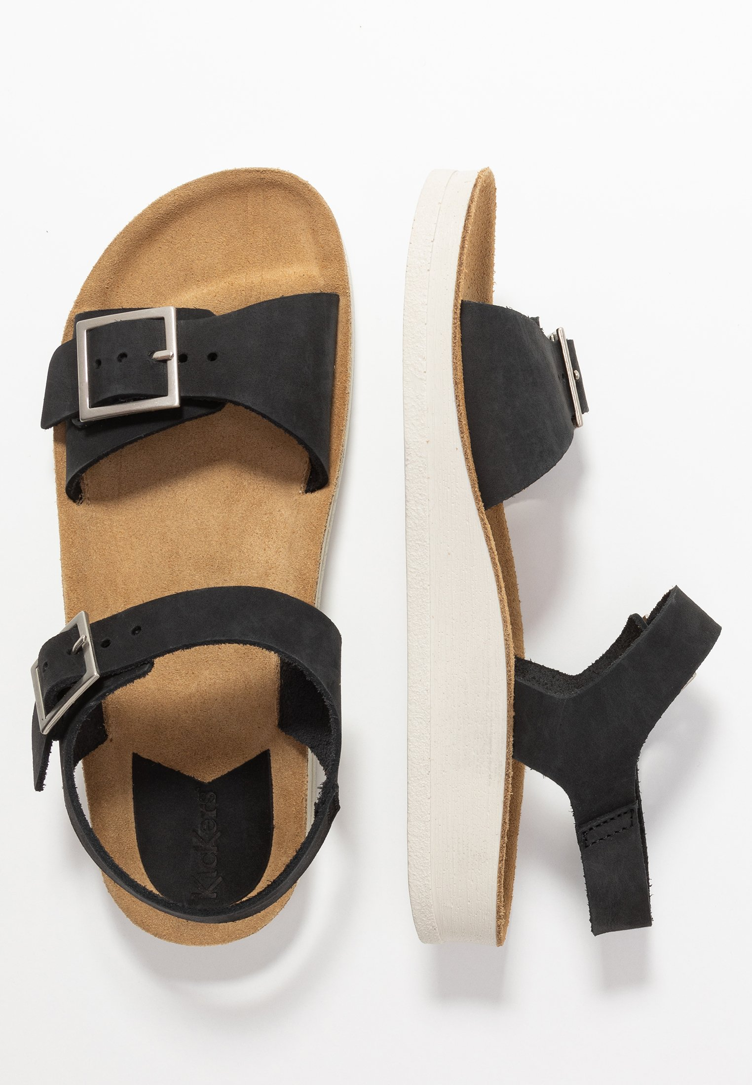 Kickers ODIANNA - Sandaler - noir