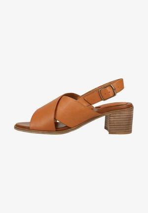 Sandaler - camel