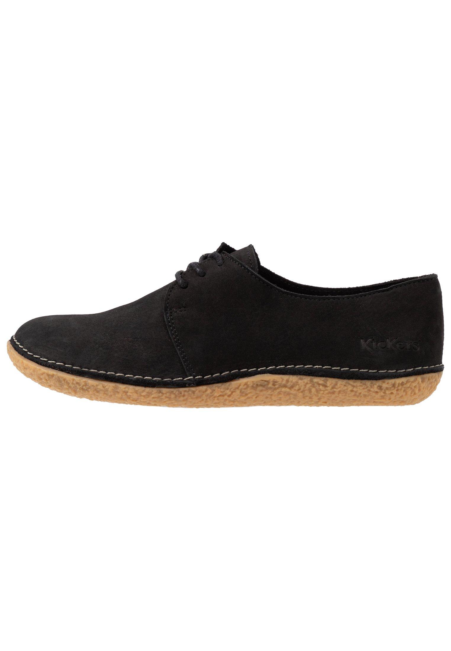 Kickers HOLSTER - Sznurowane obuwie sportowe - noir
