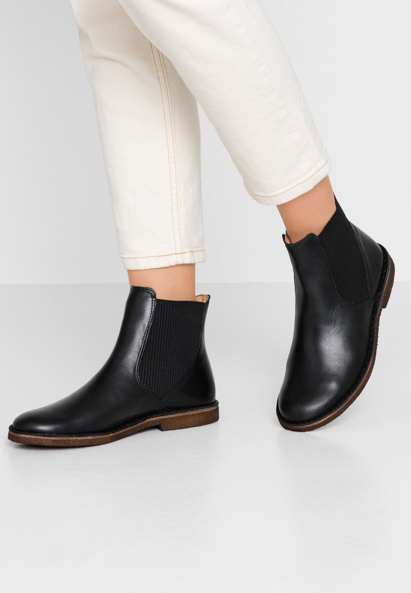 Kickers - TINTO - Classic ankle boots - noir