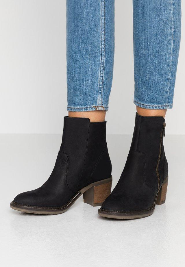 PHILEMONA - Kotníkové boty - noir