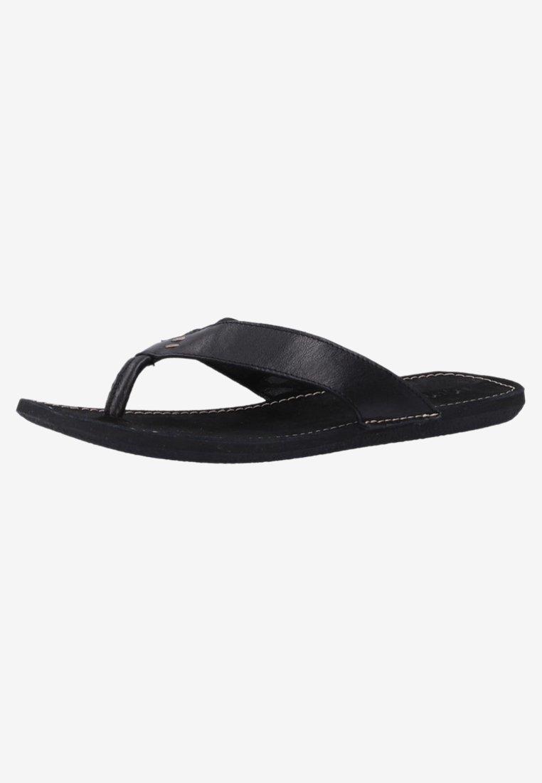 Kickers Chaussons black
