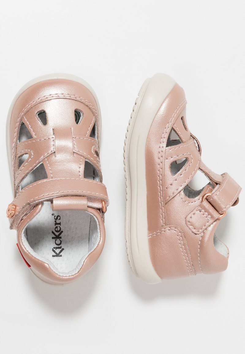 Kickers - KIKI - Baby shoes - rose gold