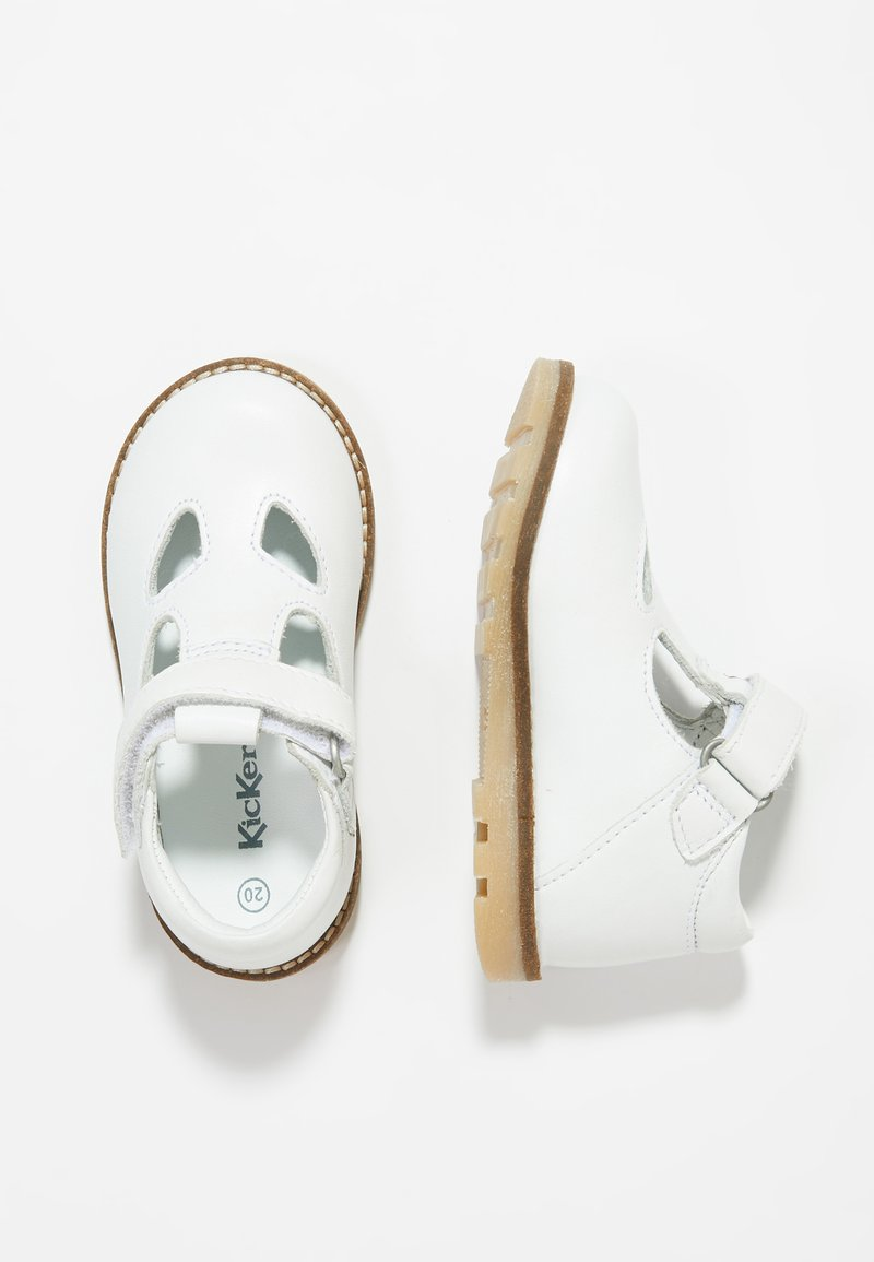 Kickers - NONOCCHI - Baby shoes - white