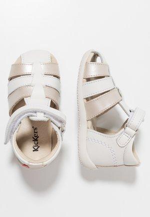 BIGFLO - Vauvan kengät - white