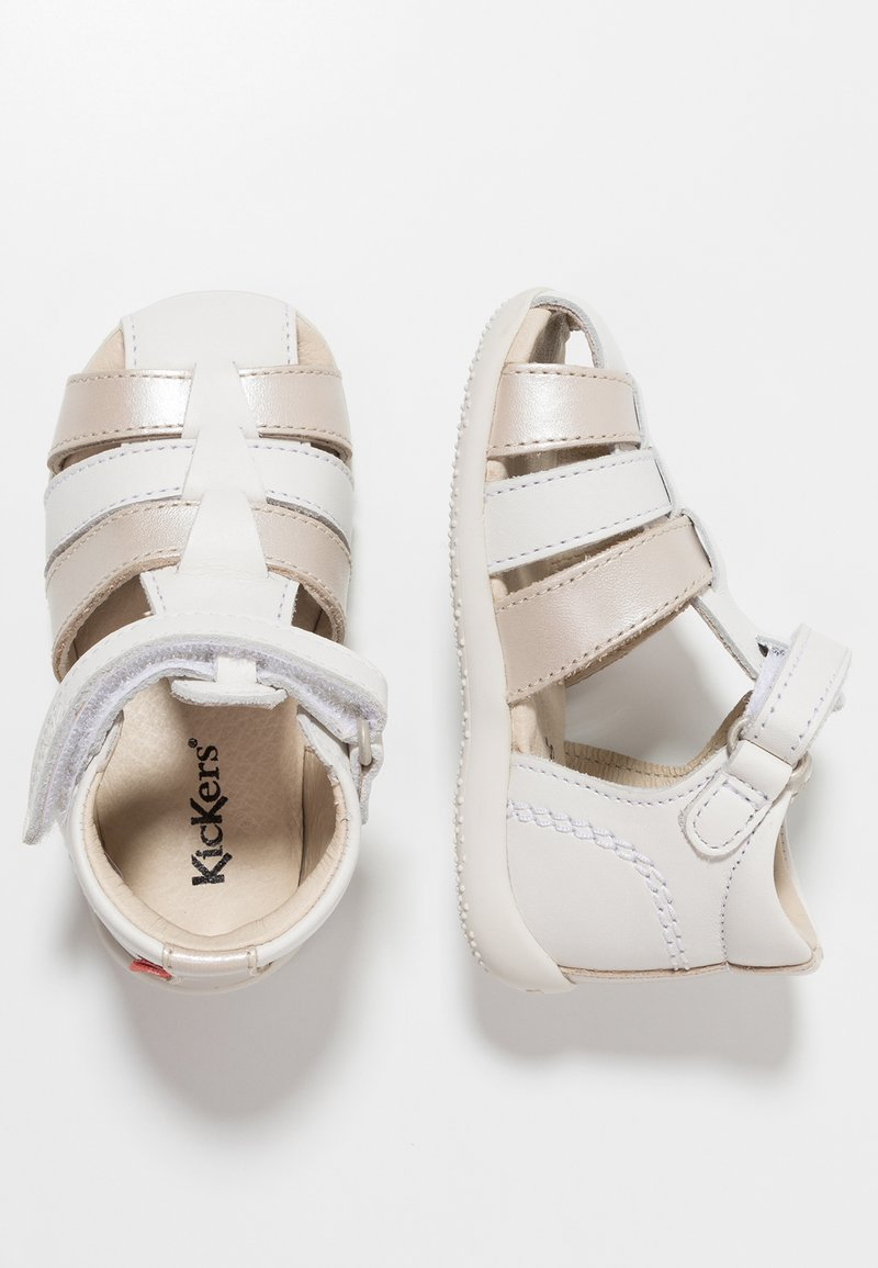 Kickers - BIGFLO - Baby shoes - white