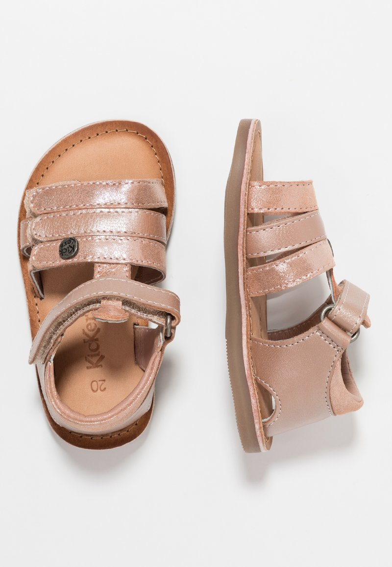 Kickers - DIAMS - Baby shoes - rose gold