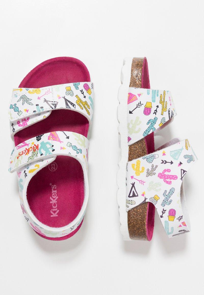 Kickers - SUMMERKRO - Sandals - multicolor